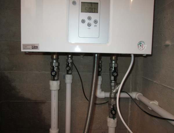 Особенности газового котла